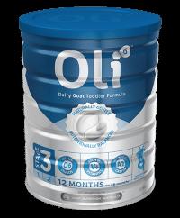 Stage 3 – 12 months to 36 months (Toddler Formula) - Oli6 Dairy Goat Formula