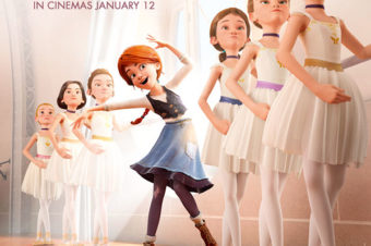 Win a 2FOR1 pass to see BALLERINA, in cinemas January 12