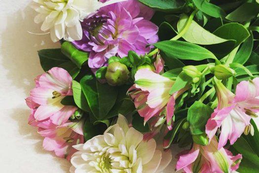 Flowers make you feel better