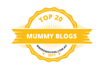 A Top 20 Mummy Blogger
