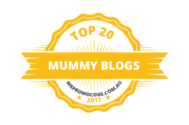 A Top 20 Mummy Blogger