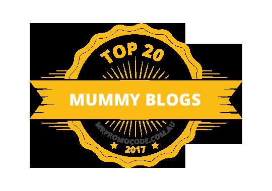 Top 20 Mummy Blogger