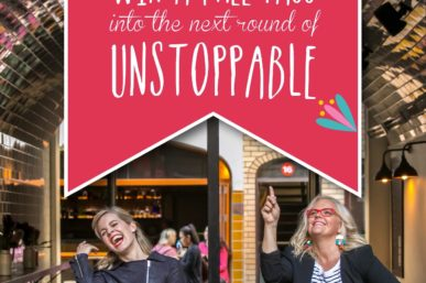 You Can Be Unstoppable Too!