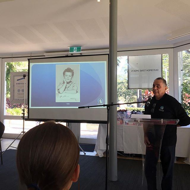 Learning about Frank Caruso's tips for success. In grade 3 one of his teachers told him he would never succeed at anything. I was always told that I was never smart enough to finish high school or go to university. I decided they were wrong, I put my head down and bum up and just kept on going. I persisted, I ignored the negatives and kept going. Frank did the same. He ignored the negativity and the people that were not helpful. I finished high school but didn't do well, but this did not stop me. I ended up going to university as a mature age student (this was when I was 23, so not that old really). I have since completed an undergraduate and masters degree. I have created a blog and structured an online space for me and other like minded people. Don't let other people's view of you dictate what you will become! This is one of the key points from Frank's tips. #tipsforsuccess @carusosnaturalhealth #business #bloggers_brunch @kids_business