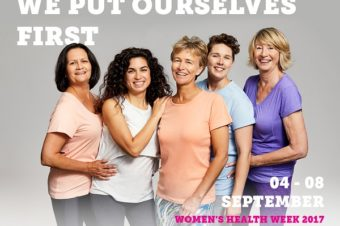 Women Put Your Health First