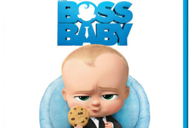 Boss Baby Now On DVD & Blu-Ray