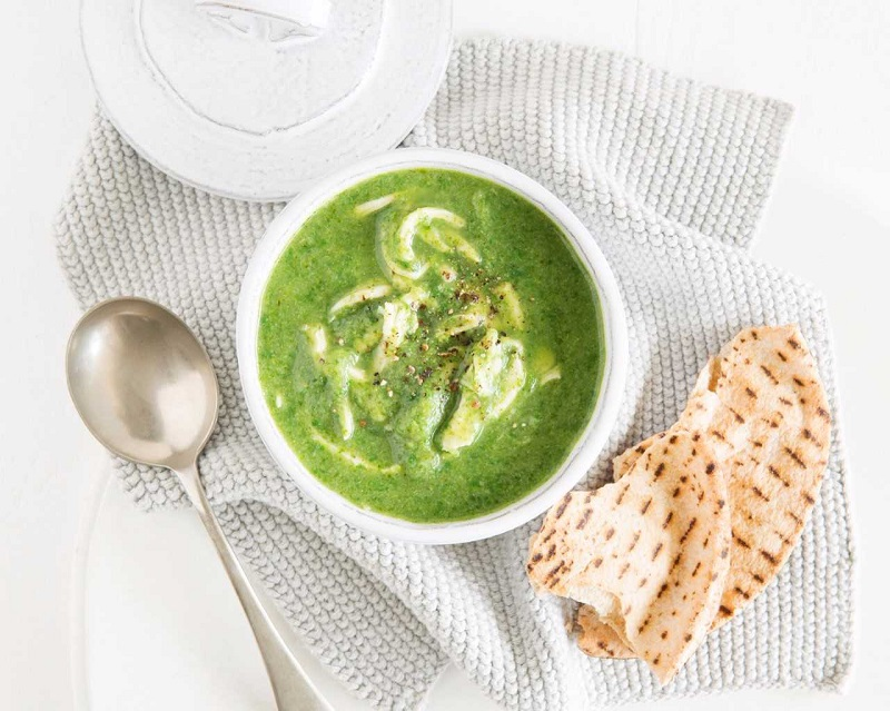 Voome's Chicken and Broccoli Soup