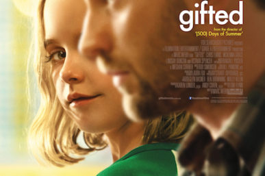 Win 10 Double Passes to See the Movie Gifted