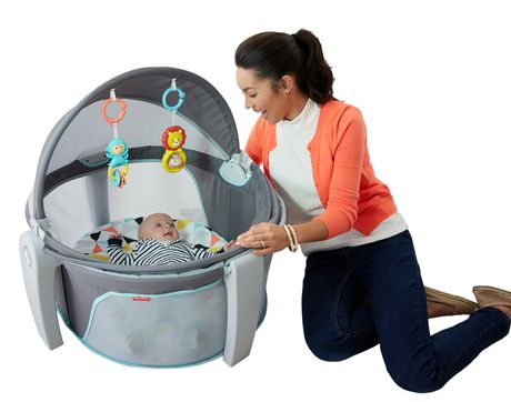 Fisher Price On-The-Go Baby Dome. Win this portable play dome for your baby. Enter now to win.
