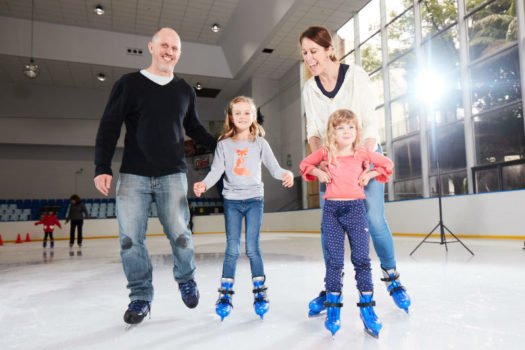 WIN A Family Pass + Bubble Soccer Session at Macquarie Ice Rink