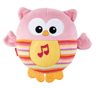 Fisher-Price Soothe and Glow Pink Owl. You can win one, just enter the giveaway to be in with a chance.