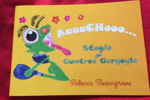 Review: Stoyle the Gumtree Gargoyle: AaaaCHoooo!