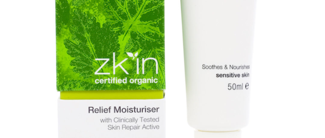 WIN: 5 Packs of Zk'in Certified Organic SkinCare