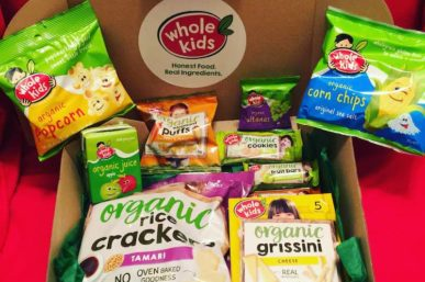 Win a Whole Kids Organic Foods Pack