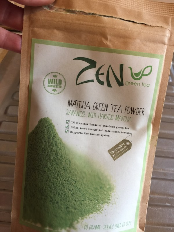 Yummy Zen Green Tea Matcha