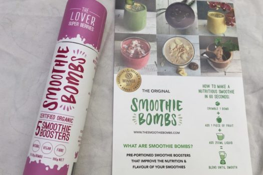 WIN: 3 Readers Can Win Smoothie Bombs