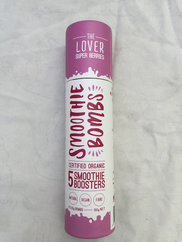 The Lover Super Berries that 1 reader can win.