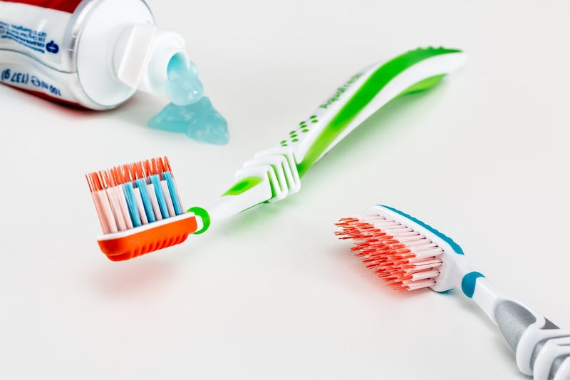 Brush your teeth twice a day. Also, make sure that your kids are brushing the back teeth correctly, some kids struggle with this.