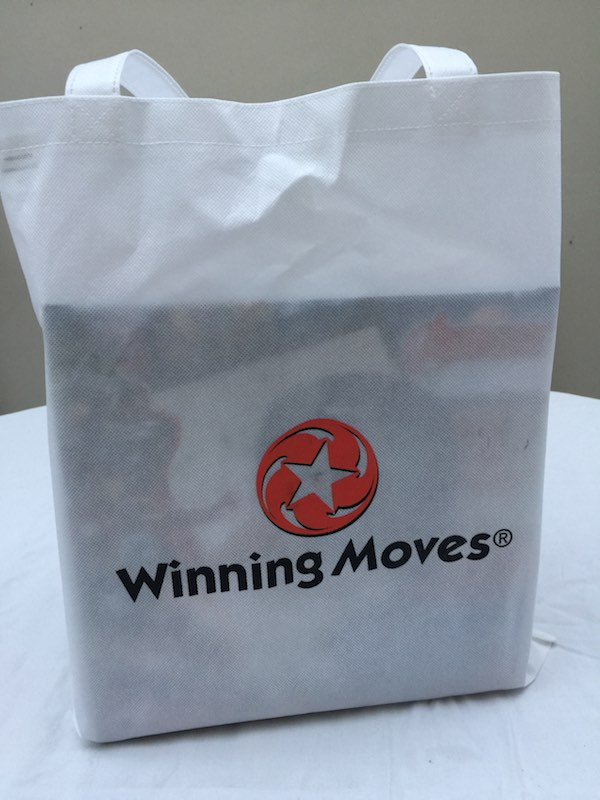 One of these goodie bags from WInning Moves could be yours.