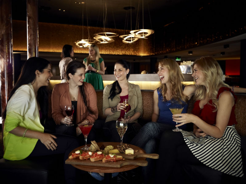 A girls night out is a great idea. Take your double pass and meet up with some mates and have a fun night out.