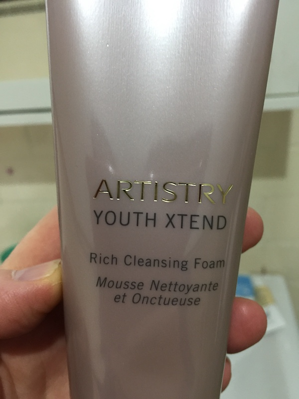 Youth Xtend Rich Cleansing Foam