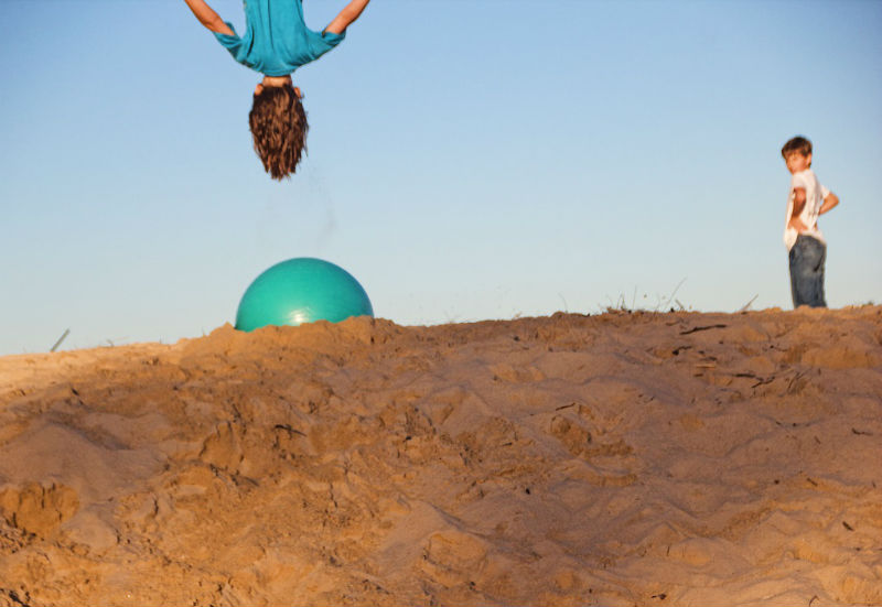 Hemi Hibberf-Poulton Upside Down Under Little Sydney Lives 8 to 11 Finalist 2017
