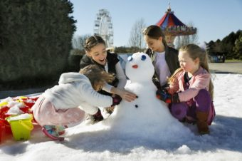 Win Tickets to Snow Time in The Garden