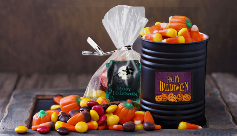 Free Halloween Printables from Custom Labels