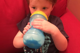 Nestlé NAN Toddler Milk for Active kids