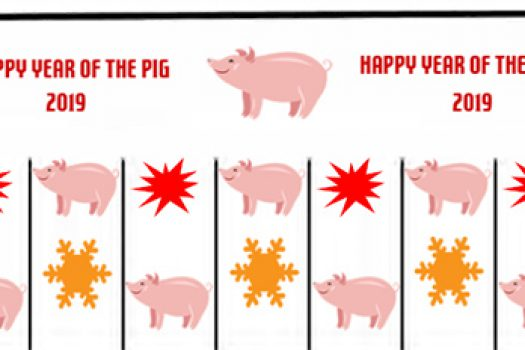 Year of the Pig Chinese Lantern – FREE PRINTABLE