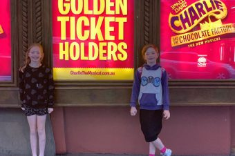 Charlie and The Chocolate Factory – The Musical