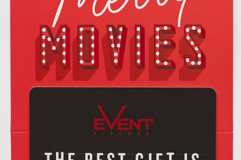 WIN 2 Double Passes to Event Cinemas