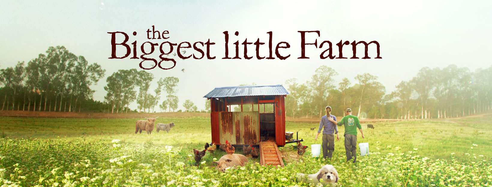 The Biggest Little Farm - One of the best documentaries I've seen