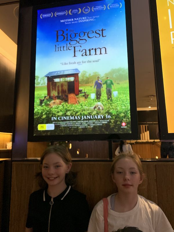 The Biggest Little Farm - In Cinemas January 16th