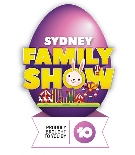 The Sydney Family Show proudly brought to you by Channel 10