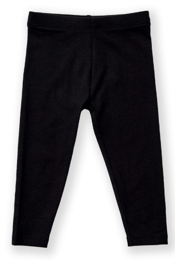 Dymples Baby Plain Legging - Black from BigW - $3.00