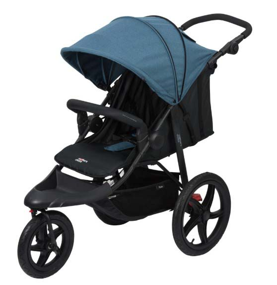 Mothers Choice Flux Active Stroller - Blue from BigW - $249
