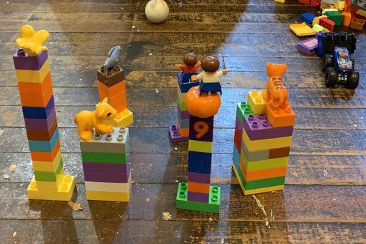 LEGO Skittles